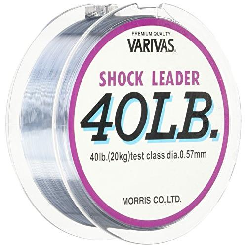 VARIVAS Shock Leader Nylon Line 50m 170lb