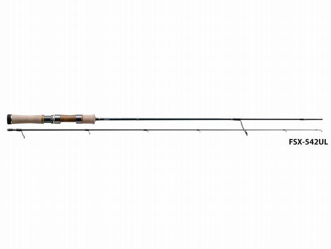 Major Craft finetail Stream FSX-722L Spinning Caña  nuevo